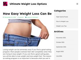 ultimateweightlossoptions.com