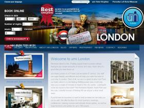 umihotellondon.co.uk