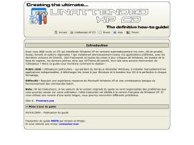 unattended.free.fr