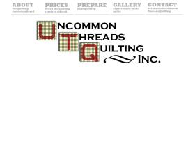 uncommonthreadsquilting.net