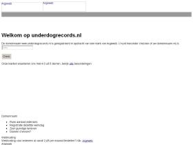 underdogrecords.nl