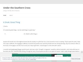 underthesoutherncross.org