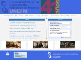 unefm.edu.ve