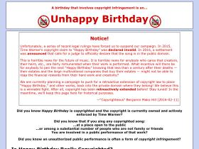 unhappybirthday.com