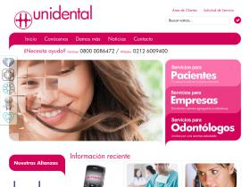 unidental.com.ve