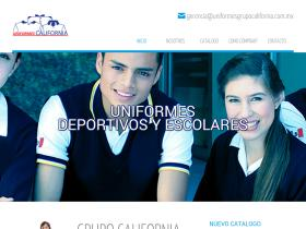 uniformesgrupocalifornia.com.mx