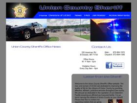 unioncountysheriff.net