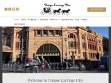 uniquecarriagehire.com.au