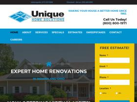uniquehomesolutions.org