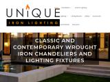 uniqueironlighting.com