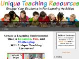 uniqueteachingresources.com
