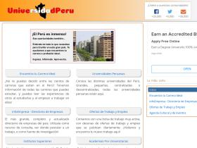 universidadperu.com