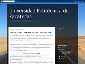 universidadpolitecnicadezacatecas.blogspot.com
