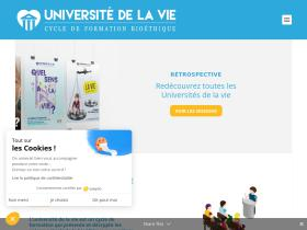 universitedelavie.fr