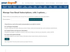 unsubscribe.yourdegree.com