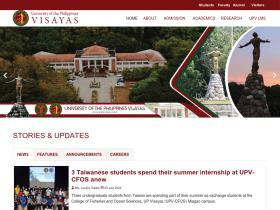 upv.edu.ph Analytics Stats