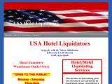 usahotelliquidators.com