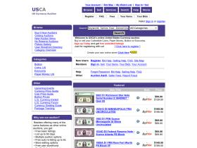 uscurrencyauction.com
