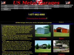 usmetalgarages.webstarts.com