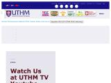 uthm.edu.my