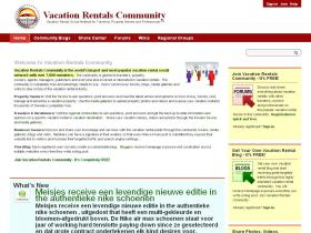 vacationrentalscommunity.com