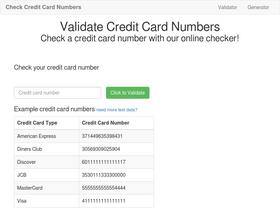 Validcreditcardnumber com Analytics - Market Share Stats & Traffic