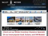 valleymotors.com