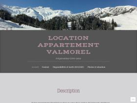 valmorel-location.fr