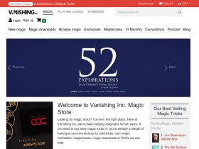 vanishingincmagic.com