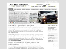 vanmannottingham.co.uk