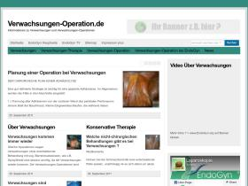 verwachsungen-operation.de