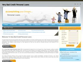 verybadcreditpersonalloans.co.uk