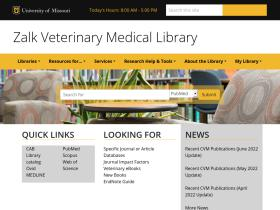 vetmedlibrary.missouri.edu