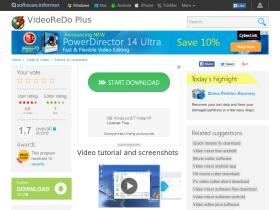 videoredo-plus1.software.informer.com