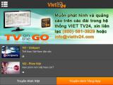 Viet TV24 App Ranking and Market Share Stats in Google Play