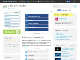virtual-chat-bot.software.informer.com