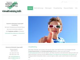 visualtraining.info