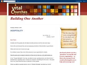 vitalchurches.blogspot.com