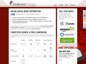 vitalized-music.co.uk