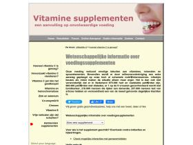 vitamine-supplementen.pilliewillie.nl