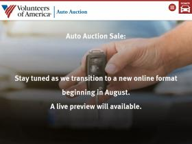 voaautoauction.org