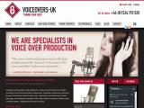 voiceovers-uk.com