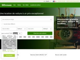 voiture.govoyages.com