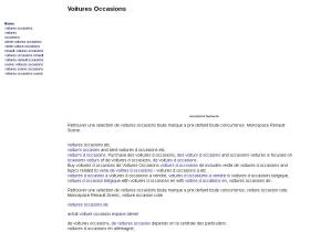 voitures.occasions.free.fr