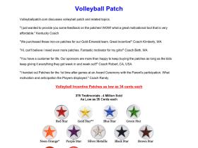 volleyballpatch.com