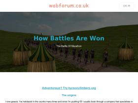 wabforum.co.uk