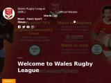 walesrugbyleague.co.uk