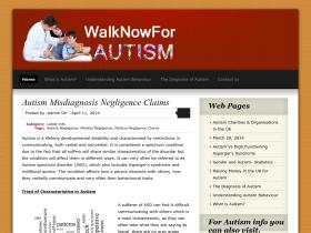 walknowforautism.org
