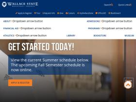 wallacestate.edu