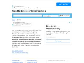 wanhai.container-tracking.org